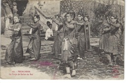 Pnom Penh Le Corps De Ballet Du Roi - Cambodge