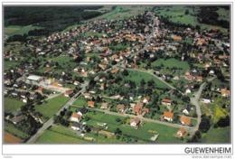 Carte Postale 68.  Guewenheim  Vue D'avion Trés Beau Plan - Sin Clasificación