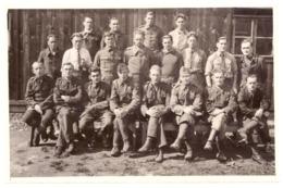STALAG XVIII C  GEPROFT   CARTE PHOTO - Guerre, Militaire