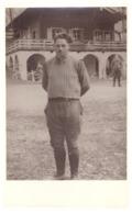 STALAG XVIII C  GEPROFT   CARTE PHOTO 5 MAI 1941 - Guerre, Militaire