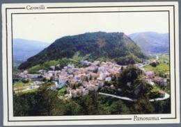°°° Cartolina - Carovilli Panorama Viaggiata °°° - Isernia