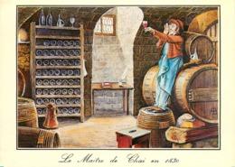 LE MAITRE DE CHAI EN 1830 BORDEAUX - Viñedos