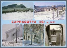 °°° Cartolina - Capracotta Vedute Viaggiata °°° - Isernia