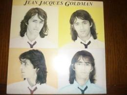 Jean-Jacques Goldman: à L'envers/ 33 Tours Epic PEC 85233 - Vinyl Records