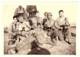 MILITAIRES ARMES   ALGERIE - Guerre, Militaire