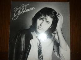 Jean-Jacques Goldman: Au Bout De Mes Rêves/ 33 Tours Epic EPC 25089 - Vinyl Records
