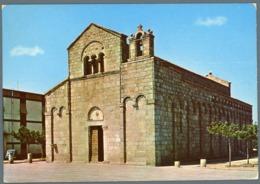 °°° Cartolina - Olbia La Chiesa Di S. Simplicio Viaggiata °°° - Olbia