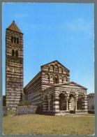 °°° Cartolina - Sassari Abbazia Di Sacargia Viaggiata °°° - Sassari