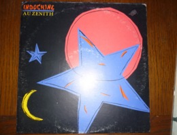 Indochine: Au Zénith/ 33 Tours Ariola 207 715 - Vinyl Records