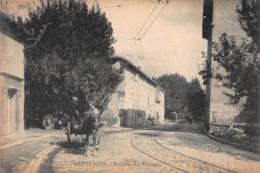 CPA Septèmes - Entrée Du Village - France
