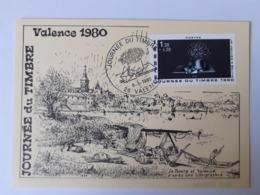 Valence - Journée Du Timbre - 1980 - 1980-1989