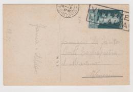 Roma  S. Pietro, Lotto 2 Cartoline ,  Buone Affrancature  - F.p. - Anni '1930 - San Pietro