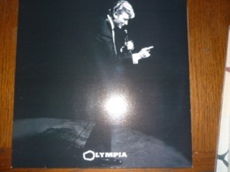 Johnny Halliday: Olympia 18-10-1966/Picture Disc Tirage Limité à 300 Exemplaires - Other - French Music