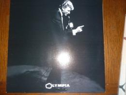 Johnny Halliday: Olympia 18-10-1966/Picture Disc Tirage Limité à 300 Exemplaires - Vinyl Records