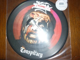King Diamond; Conspiracy/ Picture Metal Blade Records, 2018 - Vinyl Records