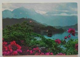 TAIPEI TAIWAN - SUN MOON LAKE  Vg - Taiwan