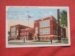 High School  Lynbrook   New York > Long Island > Ref 3676 - Long Island