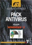Pack Antivirus Pour Windows 3 (1990, TBE+) - Autres