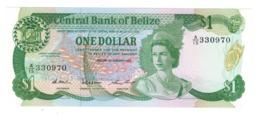 Belize 1 Dollar 1987, UNC - Belize