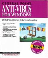 Central Point Antivirus 1.0 Pour Windows 3, En Anglais (1992, TBE+) - Autres