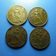 Portugal 4 Coins 50 Centavos 1926 - Münzen & Banknoten