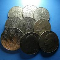 Lot 9 Coins Mix - Münzen & Banknoten