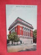Masonic Building   New York City > Brooklyn    Ref 3676 - Brooklyn