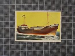 Cx 10 -3731) Cromo Portugal P/ Caderneta NAVIOS E NAVEGADORES #191 HENRY DENNY Ship Bateau - Trade Cards