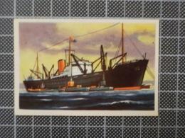 Cx 10 -3733) Cromo Portugal P/ Caderneta NAVIOS E NAVEGADORES #173  Ship Bateau - Trade Cards