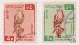 SAS01501 Saudi Arabia 1968 Falcon - RR High Catalouge Value Airmail – Fine Used - Arabia Saudita