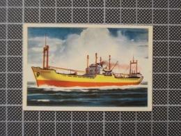 Cx 10 -3739) Cromo Portugal P/ Caderneta NAVIOS E NAVEGADORES #153 MARGARETTA Ship Bateau - Trade Cards