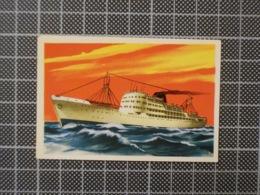 Cx10 -3744) Cromo Portugal P/ Caderneta NAVIOS E NAVEGADORES #75 INDIA Ship Bateau - Trade Cards