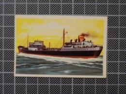 Cx10 -3754) Cromo Portugal P/ Caderneta NAVIOS E NAVEGADORES #167 TINA ONASSIS Ship Bateau - Trade Cards