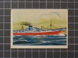 Cx10 -3757) Cromo Portugal P/ Caderneta NAVIOS E NAVEGADORES #57 NAPOLES Ship Bateau - Trade Cards