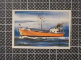 Cx10 -3772) Cromo Portugal P/ Caderneta NAVIOS E NAVEGADORES #159 ASTENE SEXTO  Ship Bateau - Trade Cards