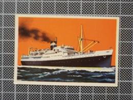 Cx10 -3789) Cromo Portugal P/ Caderneta NAVIOS E NAVEGADORES #78 BRASIL MARU Ship Bateau - Trade Cards