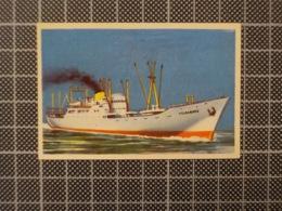 Cx10 -3791) Cromo Portugal P/ Caderneta NAVIOS E NAVEGADORES #165 VELAZQUEZ Ship Bateau - Trade Cards