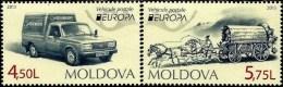 """Moldova 2013 """"Europa CEPT"""" 2v Quality:100% - 2013"""
