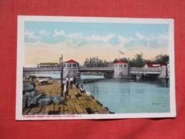 Flushing Creek & Bridge  New York > Long Island   Ref 3676 - Long Island