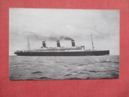 S.S. Leviathan  Ref 3676 - Steamers