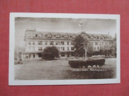 Clifton Hotel Patchoque  Long Island  New York    Ref 3676 - Long Island