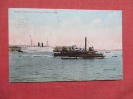 Revere Beach Ferry Boat Boston  Massachusetts >  Ref 3676 - Boston