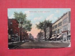 Elm Street  Westfield  Back Side Stain Massachusetts >  Ref 3676 - United States