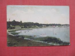 Shore Scene From Shell Point Onset Massachusetts >  Ref 3676 - United States