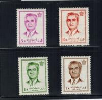 Iran/Persia   4 Stamps MNH  L#648 - Iran