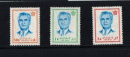 Iran/Persia   3 Stamps MNH  L#650 - Iran