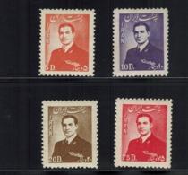 Iran/Persia   4 Stamps MNH  L#660 - Iran