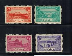 Iran/Persia   4 Stamps MNH  L#662 - Iran