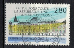 FRANCE        N°  YVERT  : 2886    OBLITERE - Gebraucht