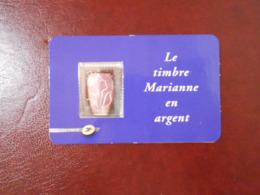 FRANCE YT A 85 MARIANNE DE LAMOUCHE 5f Argent** - France